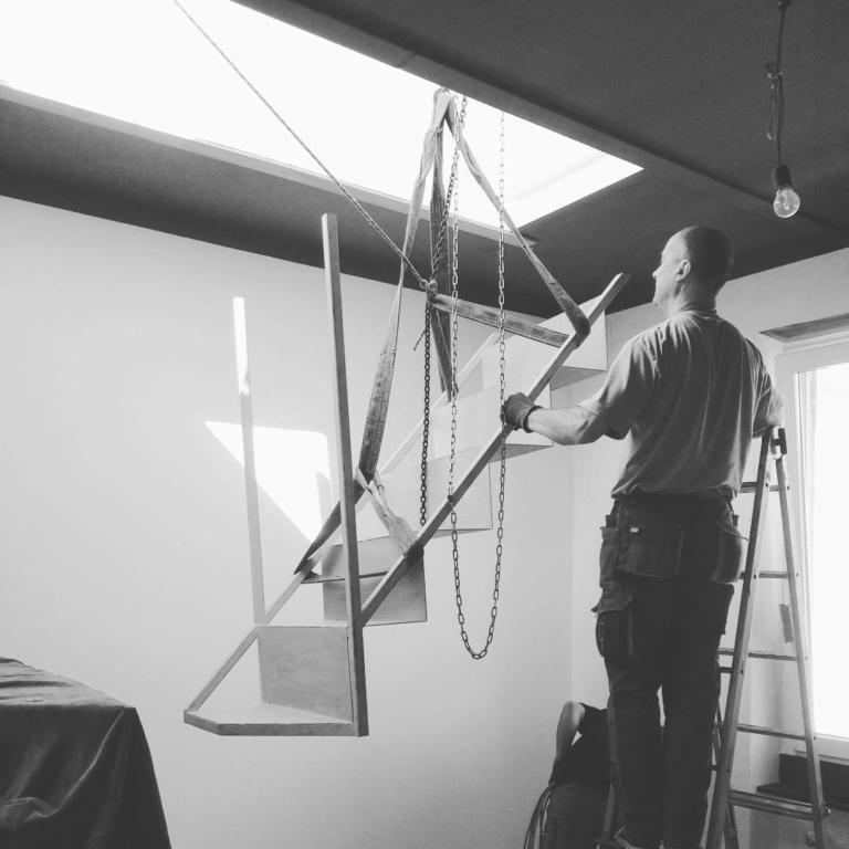 Make it fly! Blacksmiths at work at...